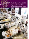 World Cheese Awards 2010: The Largest Cheese Competition in the World